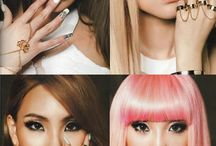 YG QUEEN✨ / 2NE1 everybody~