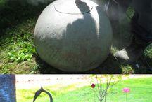 hypertufa for the yard
