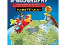 Social Studies/geography / by Kristine Allen