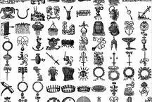 Death deities/occult/macabre