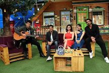 The Kapil Sharma show 'Rock On 2' team Promote their movie wallpaper and photos