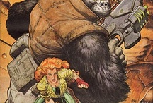 The ART of ADAMS / Art Adams comic book work
