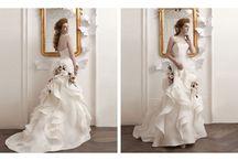 weddings 2015 / new gowns / by Celena Ferguson