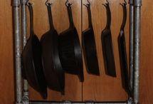 cocina hierro