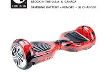 6.5 inch smart balance wheel / Show all 6.5 inch classic smart balance wheel styles and these 6.5 inch hoverboard will come with Samsung battery and UL charges.