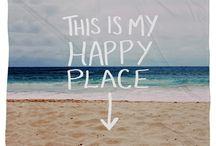 the beach is my getaway