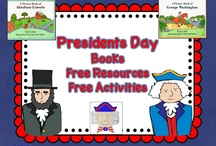 presidents day / by Debbie Isom