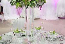 Elegant wedding decoration for hotel Yasmin
