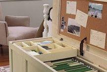 Organization / by Audrey Elizabeth