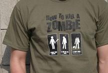 zombie tees