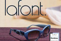 Lafont / Lafont, des lunettes de lunetier, Made in France.
