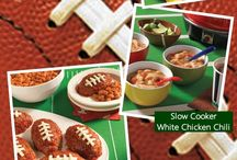 Game day food !! / by Patty Perez