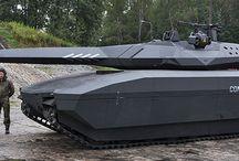 Milatry / War Machines