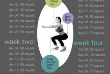 Workout Plans / Daily, 30Days & Yearly..... what's needs to be done must be done!
