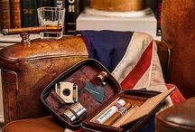 A Gentleman's Room / For the cigar smoker, a smoke is never just a smoke. It is a passion – a ritual, a retreat. It is a tactile, visceral experience that invigorates all of the senses.