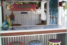 beach bar backyard / by Natalie Chapman