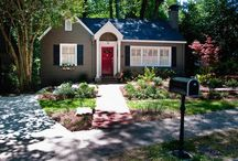 curb appeal / by Breanne Schomisch