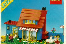 Lego (dat we zelf hebben)