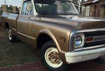 My Chevy C10 Truck