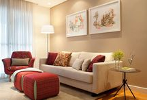 Casa/ sala de estar