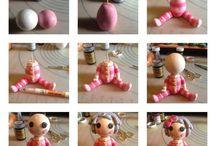marcipánové figurky
