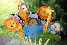Kid's Animal Party / by Cynth Love