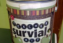 school stuff & teacher gifts / by Shauna Jones