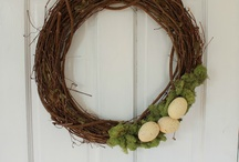 Wreaths / by Leslie F