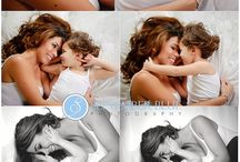 Mommy and me photos