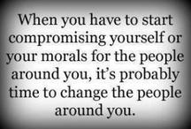Empowering sayings...