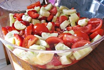 Food-Salad Recipes / by Aliese Lucas
