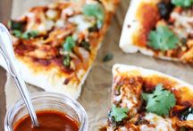 Pizza & Flatbread (Recipes) / What's better than pizza? There are so many different ways to make pizza with various different toppings to complete this favorite meal!