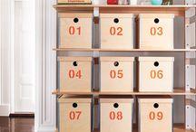 Foxy Smart House / ottime idee per organizzare la tua casa