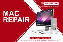 Mac repair services / Mac repair In London and the UK