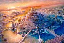 Atlantis / Minden mitológia mesél egy elsüllyedt kontinensről. Az elsüllyedt tudás bennünk van, és ébredésre vár.