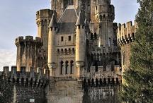 Hrady, zámky, paláce Španielsko