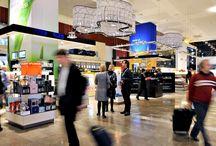 Travel Retail / Inspiring retail spaces in the travel retail environment