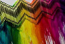 Crayon Art / by Lisa Nicole