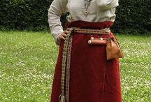 Baltic early middle ages / Estonian, Latvian early medieval clothing and jewelery