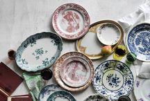 Estilismo Props, servicio de mesa / Prop Styling, Food table