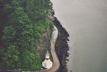 pacific nw / by Sarah Rutledge