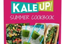 Kale Up Recipes and Cookbooks / Kale Up Cookbooks