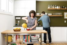 Simple Kitchens & Dining / Simple kitchens
