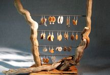 display earrings