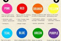 Colors, Patterns & Print