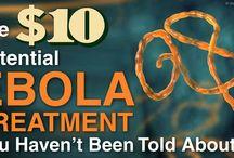 alternative treatments for Ebola etc
