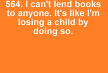 Books / by Karina Calderon