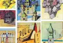 Aldo Rossi - Desenho / Drawing / Itália - 1931/1997