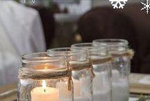 idee decoro candele