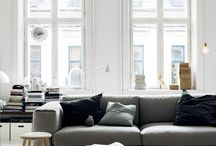 Living room / Living room inspiration by iBoligen